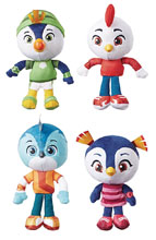 Image: Top Wing Basic Plush Assortment  - Hasbro Toy Group
