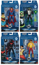 Image: DC Multiverse 6-Inch Action Figure Assortment - Lobo Wave  - Mattel Toys