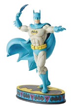 Image: DC Heroes Silver Age Figurine: Batman  - Enesco Corporation