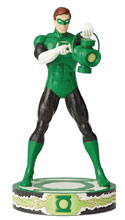 Image: DC Heroes Silver Age Figurine: Green Lantern  - Enesco Corporation
