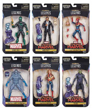 Image: Captain Marvel Legends 6-Inch Action Figure Assortment 201901  - Hasbro Toy Group