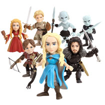 Image: TLS x Game of Thrones Mini-Figure 12-Piece Display Wv1  - Bandai America