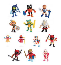 Image: TLS x Masters of the Universe Mini-Figure 12-Piece Display Wv2  - Bandai America