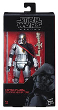 Image: Star Wars: Black Series Captain Phasma 6-Inch Action Figure Case  - Hasbro Toy Group