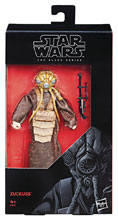 Image: Star Wars: Black Series Zuckuss 6-Inch Action Figure Case  - Hasbro Toy Group