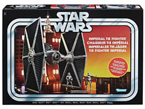 Image: Star Wars: Vintage Imperial Tie-Fighter Case  - Hasbro Toy Group