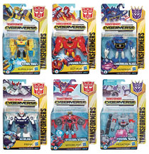 Image: Transformers Cyberverse Warrior Action Figure Assortment 201901  - Hasbro Toy Group