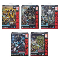 Image: Transformers Gen Studio Series Deluxe Action Figure Assortment 201901  - Hasbro Toy Group