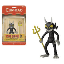 Image: Funko Cuphead Action Figure: The Devil  - Funko
