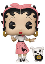 Image: Pop! Animation Vinyl Figure: Sock Hop Betty Boop - Pudgy  - Funko