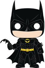 Image: Pop! Heroes Batman 80th Vinyl Figure: Batman 1989  - Funko