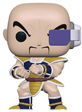 Image: Pop! Dragon Ball Z Vinyl Figure: Nappa  - Funko