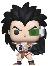 Image: Pop! Dragon Ball Z Vinyl Figure: Radditz  - Funko