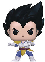 Image: Pop! Dragon Ball Z Vinyl Figure: Vegeta 2  - Funko