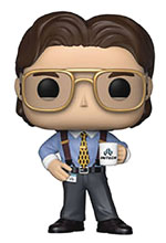 Image: Pop! Office Space Vinyl Figure: Bill Lumbergh  - Funko
