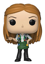 Image: Pop! Office Space Vinyl Figure: Joanna with Flair  - Funko