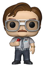 Image: Pop! Office Space Vinyl Figure: Milton Waddams  - Funko