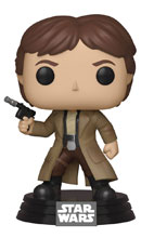Image: Pop! Star Wars Vinyl Figure: Han Solo  - Funko