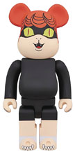 Image: Cat Eyed Boy Bearbrick 400  - Medicom Toy Corporation