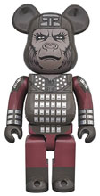 Image: Planet of the Apes Bearbrick: General Ursus 400  - Medicom Toy Corporation
