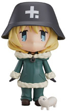 Image: Girls Last Tour Nendoroid Action Figure: Yuri  - Fine Clover