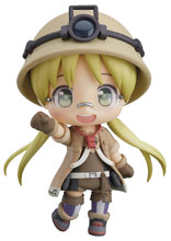 Image: Made in Abyss Nendoroid Action Figure: Riko  - Good Smile Company