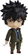 Image: Psycho-Pass Sinners Nendoroid Action Figure: Shinya Kogami  (SS version) - Good Smile Company