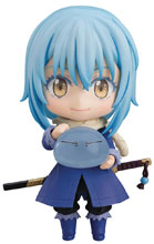 Image: That Time I Got Reincarnated as a Slime Nendoroid Action Figure: Rimuru  - Good Smile Company