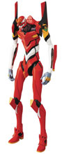 Image: Evangelion 2.0 Mafex Action Figure  - Medicom Toy Corporation
