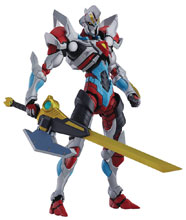 Image: SSSS Gridman Figma Action Figure  - Good Smile Company