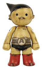 Image: Ashtro Lad Vinyl Figure: Decade  (8-inch) - Three A Trading Company Ltd