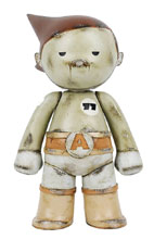 Image: Ashtro Lad Vinyl Figure: Sleepy 77  (8-inch) - Three A Trading Company Ltd