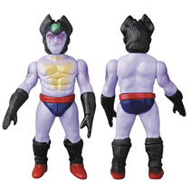 Image: Devilman Sofubi Vinyl Figure: Frenzy  (Purple version) - Medicom Toy Corporation