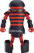 Image: Tenga Robot Transforming Tenga Robot Action Figure: Hard  - Good Smile Company