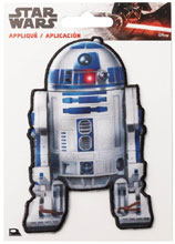 Image: Star Wars Patch: R2D2  - Simplicity Creative Corp.