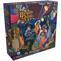 Image: Bargain Quest Board Game: Black Market Expansion  - Renegade Game Studio