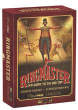 Image: Ringmaster Card Game  - Ultra Pro International