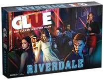 Image: Clue Board Game: Riverdale  - Usaopoly