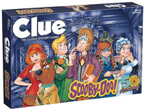Image: Clue Board Game: Scooby-Doo  - Usaopoly