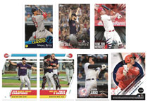 Image: Topps 2019 Baseball Sticker Collection Album Display  - Topps Company