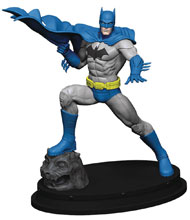 Image: Batman 80th Anniverary Previews Exclusive Statue: Classic Batman By Jim Lee  -