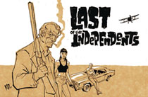 Image: Last of the Independents HC  - Image Comics