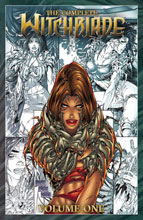 Image: Complete Witchblade Vol. 01 HC  - Image Comics