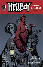 Image: Hellboy & B.P.R.D.: Her Fatal Hour  (cover A - Trevallion) - Dark Horse Comics