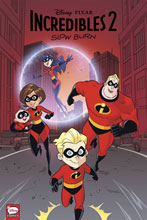 Image: Disney/Pixar's Incredibles 2 Vol. 03: Slow Burn SC  - Dark Horse Comics