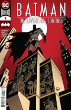 Image: Batman: The Adventures Continue #1 - DC Comics