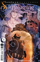 Image: Dreaming: Waking Hours #1 - DC - Black Label