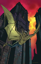 Image: Man-Bat #1 (variant cover - Kevin Nowlan) - DC Comics