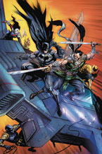 Image: Batman and the Outsiders #13 - DC Comics