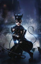 Image: Catwoman #23 (variant cover - Woo Chul Lee) - DC Comics